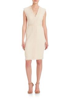 Rebecca Taylor Summer Tweed Dress