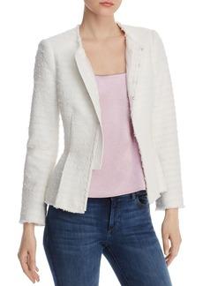 Rebecca Taylor Tailored Tweed Jacket