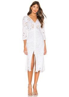 Rebecca Taylor Terri Embroidered Dress