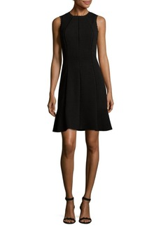 Rebecca Taylor Textured Mini Dress