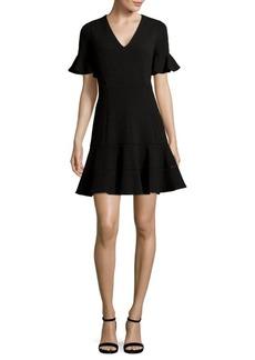 Rebecca Taylor Textured Sheath Dress