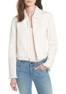 Rebecca Taylor Twill Jacket