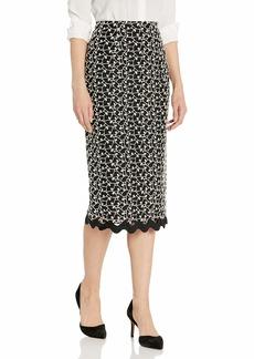 Rebecca Taylor Women's Audrey Eyelet Skirt