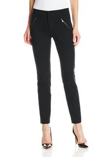 Rebecca Taylor Women's Ava Techy Slim Pant