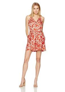 Rebecca Taylor Women's Cherry Blossom Romper