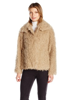 Rebecca Taylor Women's Fluffy Jacket