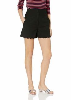 Rebecca Taylor Women's High Waist Shorts