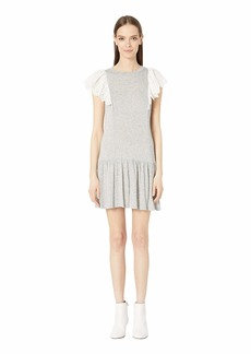 Rebecca Taylor Women's Jersey Dress  L