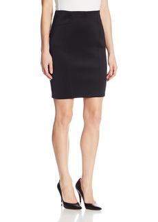 Rebecca Taylor Women's Modern Stretch Pencil Skirt