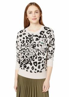 Rebecca Taylor Women's Printed Pullover  S