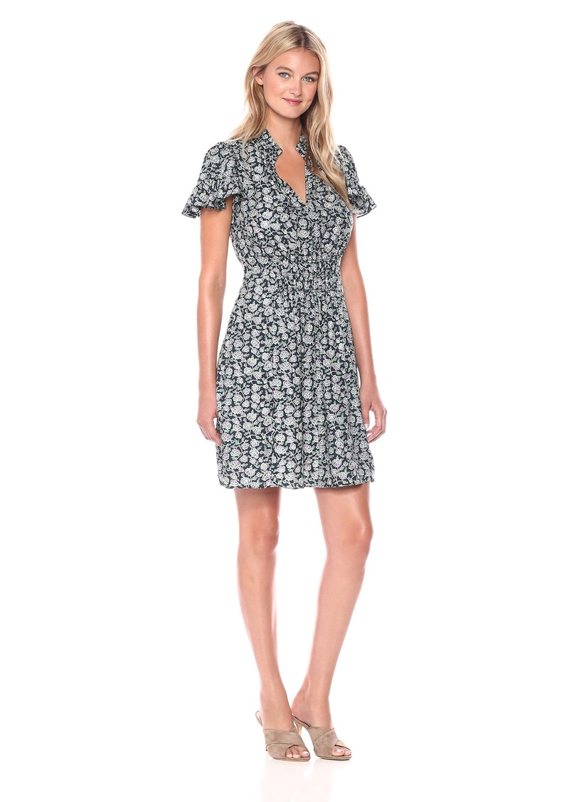 Rebecca Taylor Women's Shortsleeve Capucine Dress
