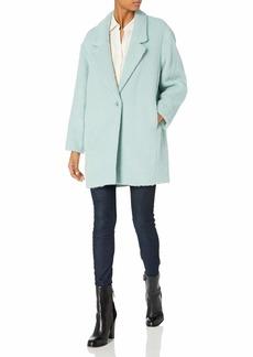 Rebecca Taylor Women's Single Breasted Oversized Coat  S