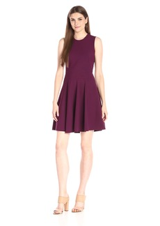Rebecca Taylor Women's SL Suiting Dress