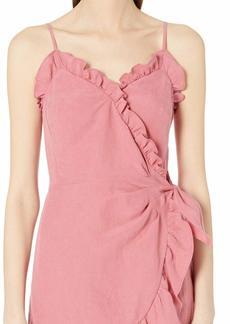 Rebecca Taylor Women's Sleeveless Wrap Dress