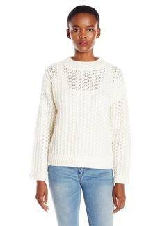 Rebecca Taylor Women's Soft Spun Sweater