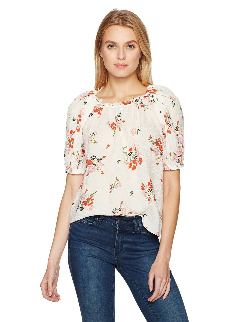 Rebecca Taylor Women's Ss Marguerite Top