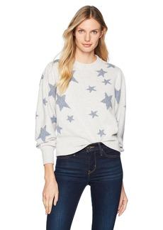 Rebecca Taylor Women's Star Intarsia Pullover  x-Small