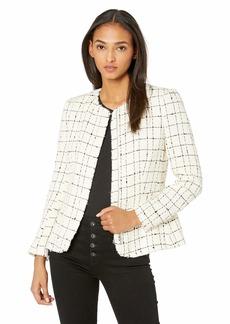 Rebecca Taylor Women's Tweed Jacket