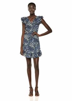 Rebecca Taylor Women's V-Neck Dress