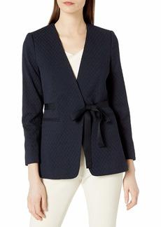 Rebecca Taylor Women's Zig Zag Jacquard Jacket