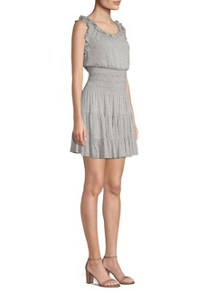 Rebecca Taylor Popover Jersey Dress