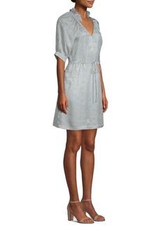Short Sleeve Lauren Fleur Dress