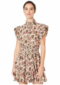Rebecca Taylor Sleeveless Chouette Dress