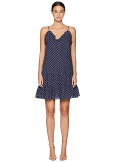 Rebecca Taylor Sleeveless Ikat Tank Dress