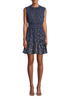 ff26af0e5eaa Rebecca Taylor Rebecca Taylor Frayed Ruffle Tweed Dress | Dresses