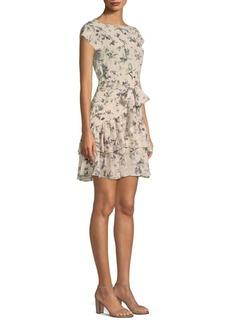Rebecca Taylor Sofia Silk Dress