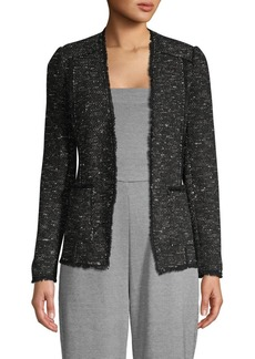 Rebecca Taylor Sparkle Tweed Jacket