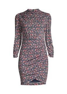 Rebecca Taylor Twilight Floral Dress