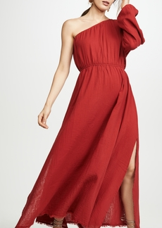 Red Carter Julia Dress
