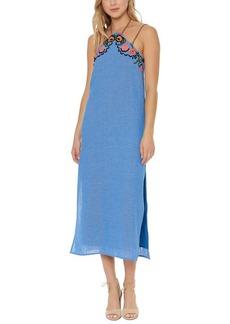 Red Carter Women's Bay Maxi Dress  Extra Small