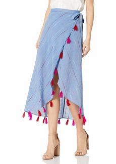 Red Carter Women's Navya Wrap Skirt