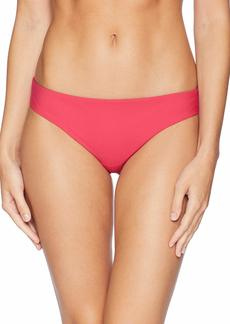 Red Carter Women's Splice and Dice Seperates Bathing Swim Suit  L