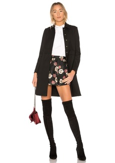 RED Valentino A Line Coat