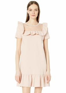 RED Valentino Abito Jersey Dress