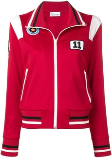 RED Valentino astronaut patches zipped jacket