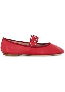 RED Valentino RED(V) ballerina flats