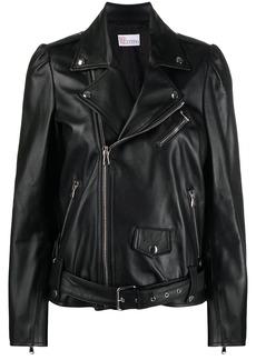 RED Valentino biker jacket