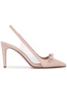RED Valentino bow detail pumps