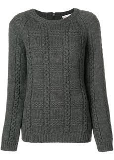 RED Valentino bow knit jumper
