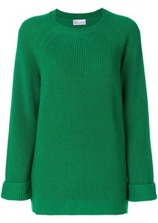 RED Valentino chunky knit jumper