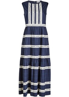 RED Valentino Cotton Midi Dress