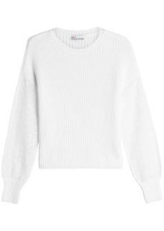 RED Valentino Cotton Pullover
