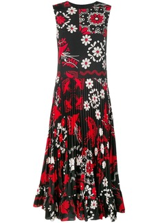 RED Valentino Decorated Terrace printed dress