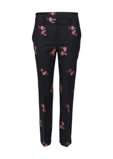 RED Valentino Flower Jacquard pants