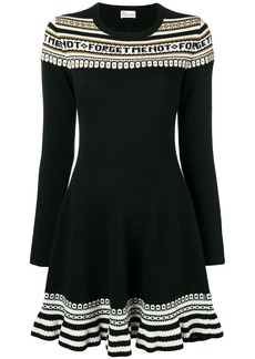 RED Valentino Forget Me Not dress