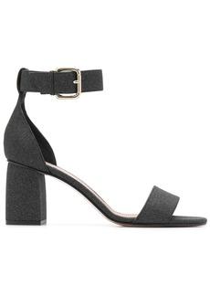 RED Valentino glitter embellished 80mm sandals